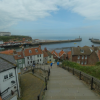 199 steps, whitby