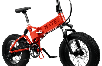 Mate X – Pedal Test vs Pedal Assist.