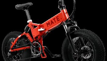 Mate X – Pedal Test vs Pedal Assist.