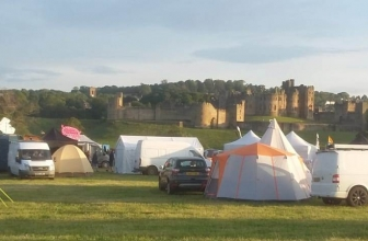 mightydubfest 2019 Alnwick castle