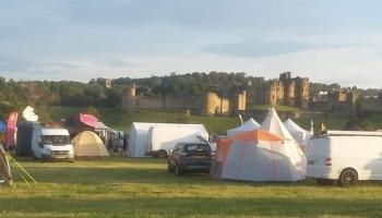 mightydubfest 2019 Alnwick castle