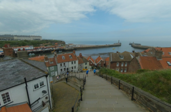 Whitby, 199 Steps